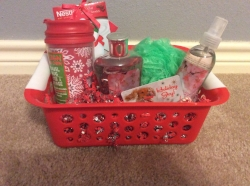 Dollar Tree Goodie Basket $6 + Gift Card to their favorite store