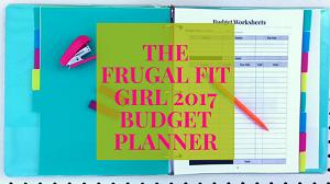 budget planner | 2017 planner