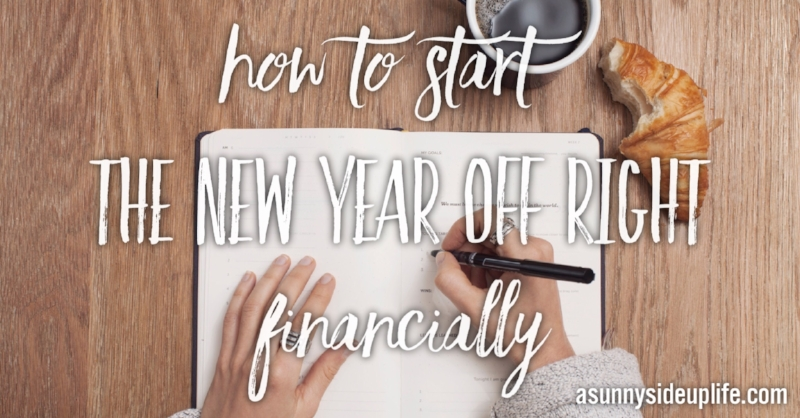 new year's resolution | budgeting for beginners | how to start a budget