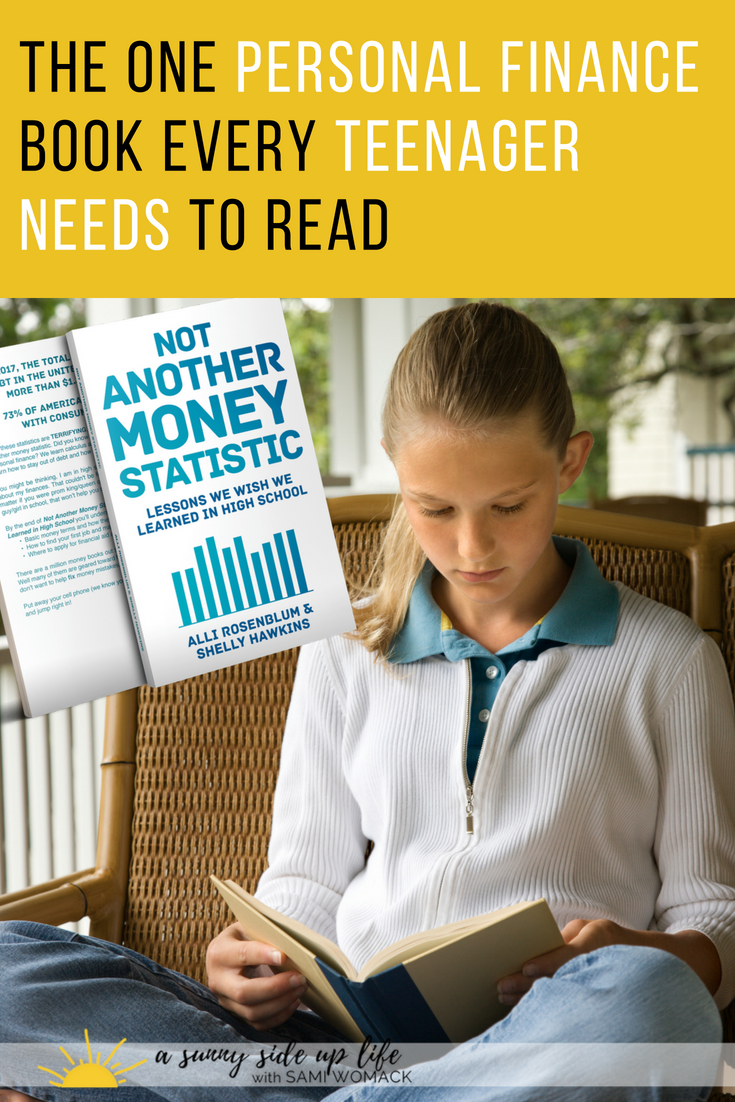 Review of this must-read personal finance book | high school | parenting | money with kids | how to talk to kids about money | children | teenagers | debt free | books | budgeting | family | motherhood