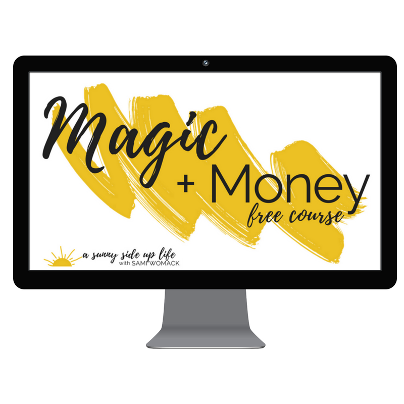Magic + Money   FREE 5-Day Email Course