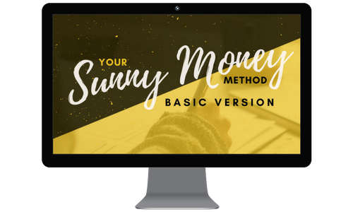 Your Sunny Money Method   Full Budgeting Course