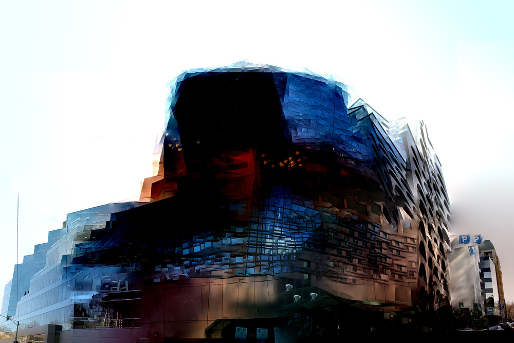 Blobular Building - Urb04