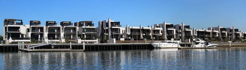 Housing development - Yarra