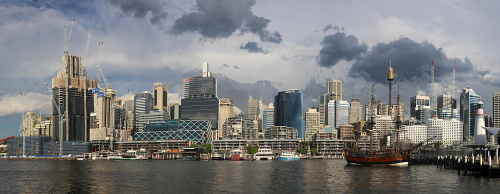 Darling Harbour West