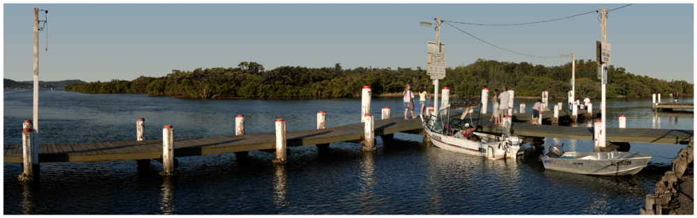 Woy Woy Dock - NSW
