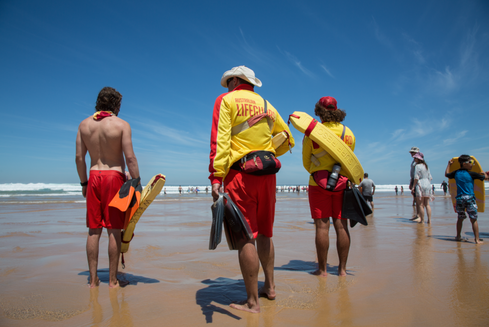 Life Savers - Woolamai Surf Beach, Victoria