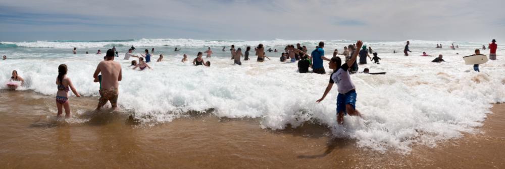 Angry Water II - Woolamai, Phillip Island - Victoria