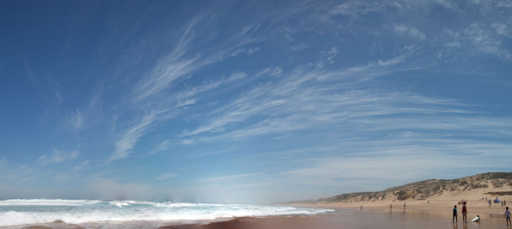 Growling Sea, Big Sky - Woolamai, Phillip Island - Victoria