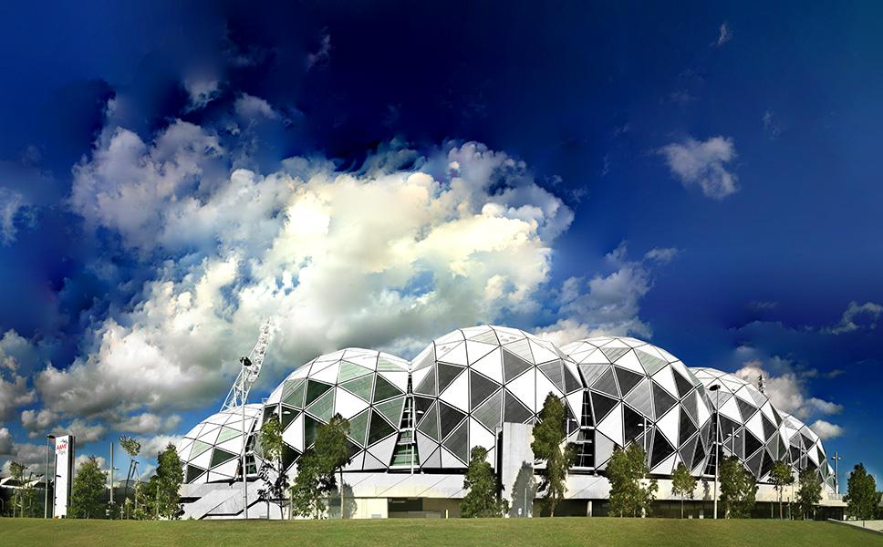 Stadium - AAMI Park, Melbourne