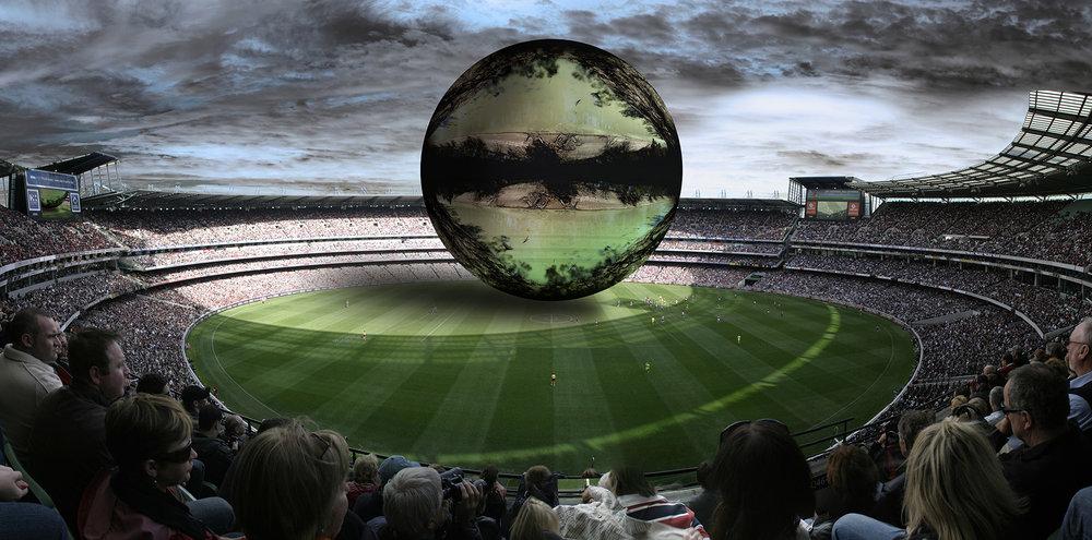 Worship of the ball