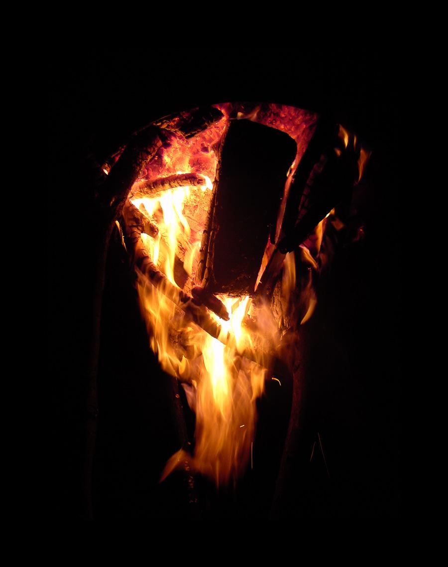 Fiery Head