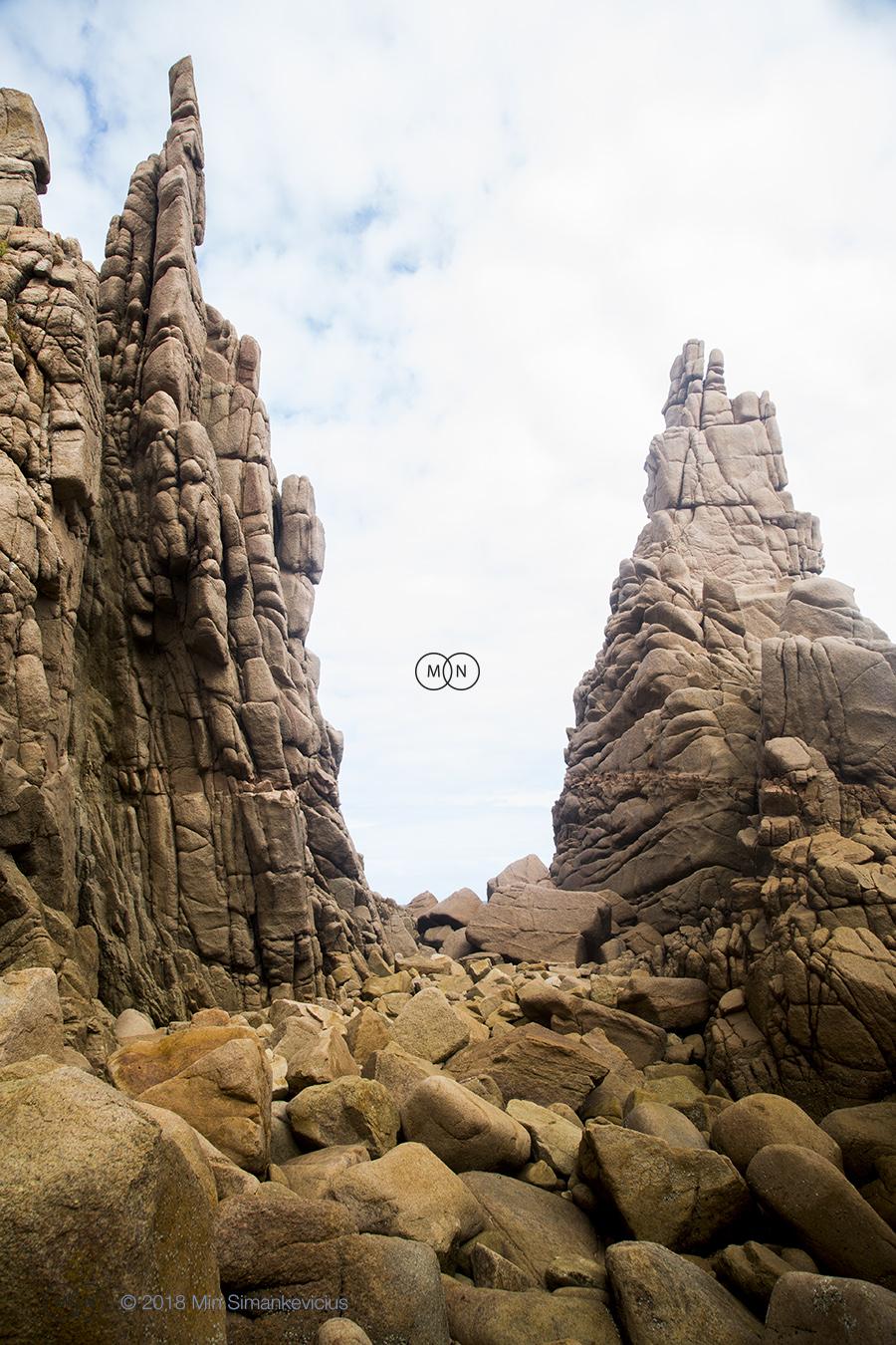 The Pinnacles - I