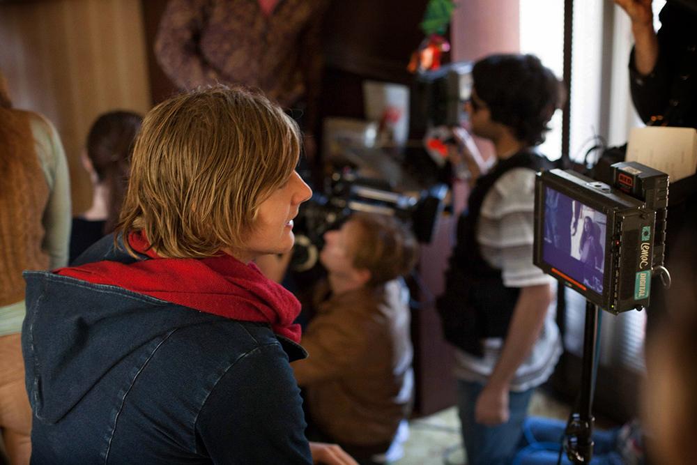 Alex Barnes Director 'Power the Kid'