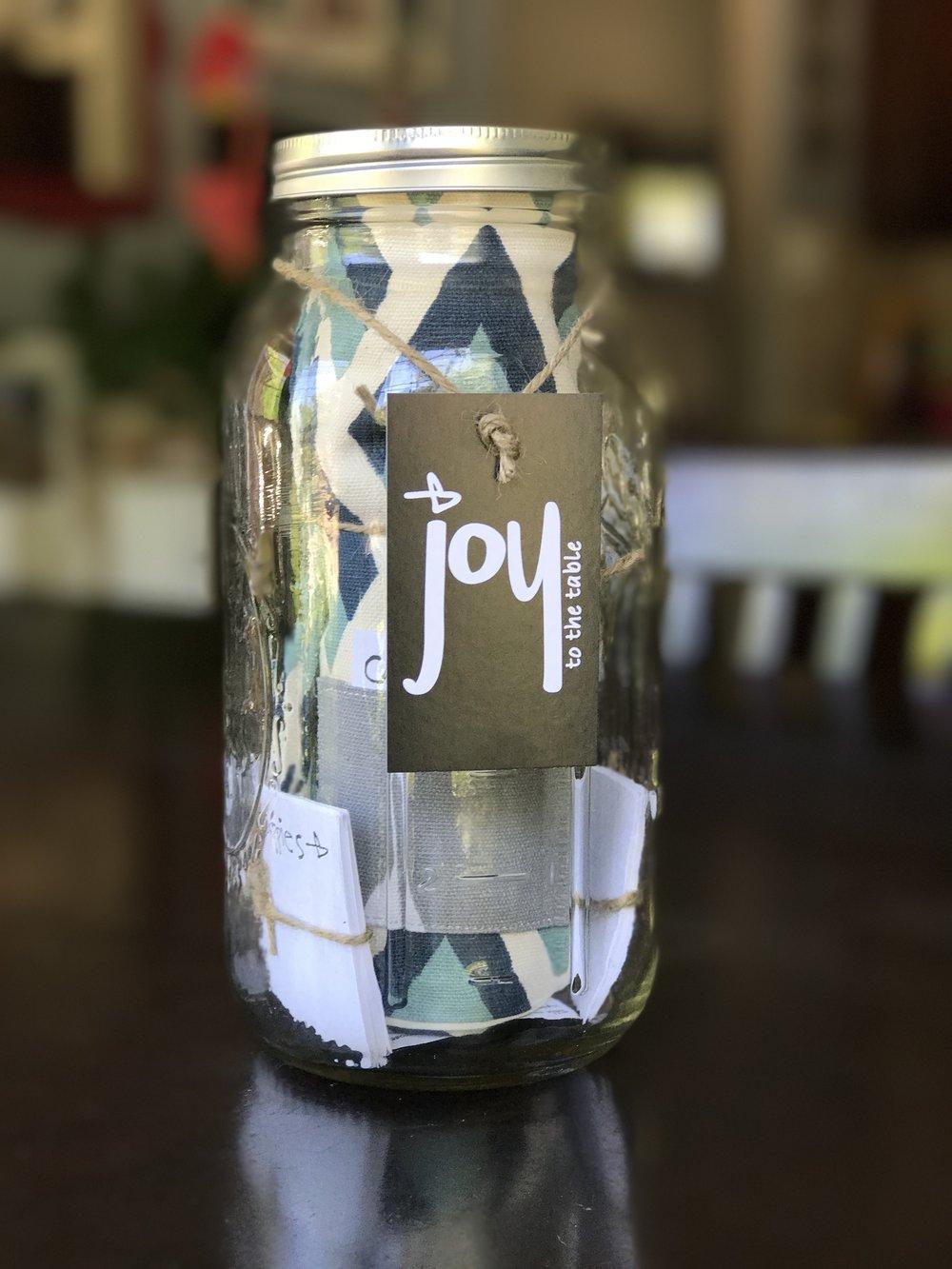 Point to Joy Runner Jar.JPG