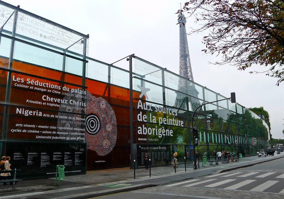 'Aux Sources de la Peinture Aborigène', Musée du quai Branly, Paris