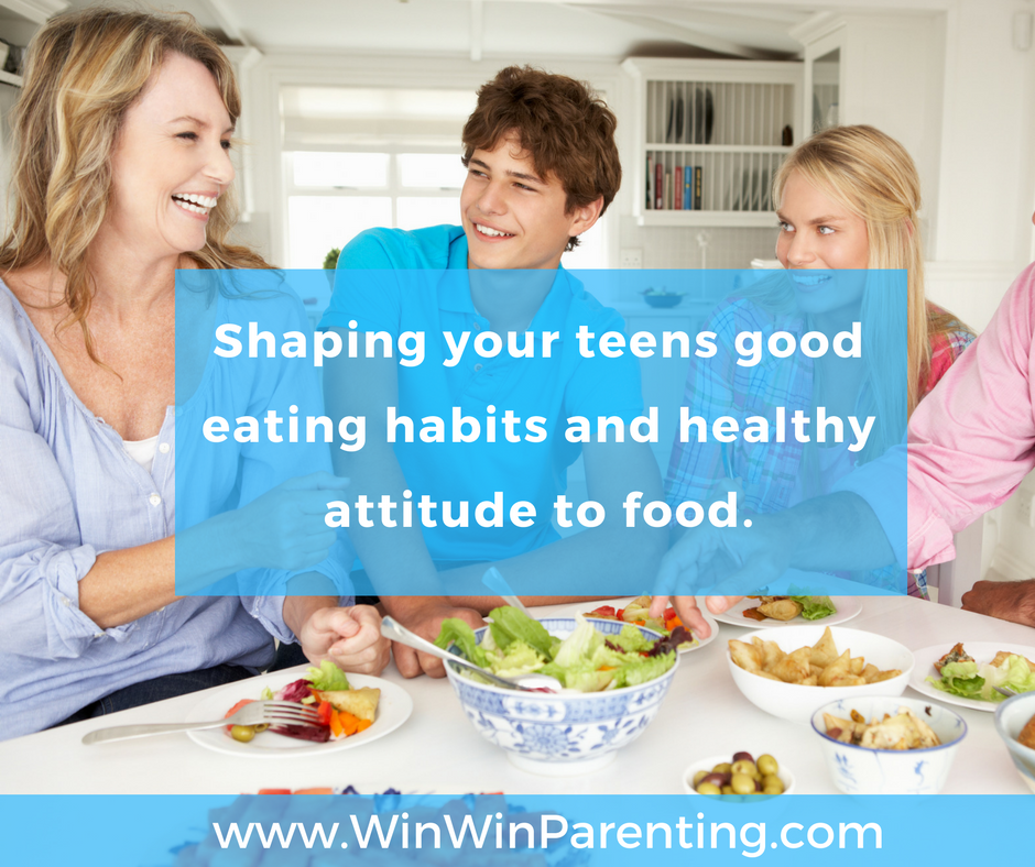 teen for Healthy your habits eating