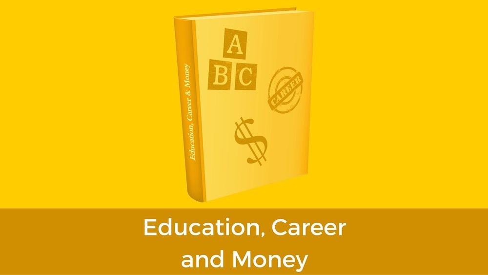 Education careers money life skills ebook