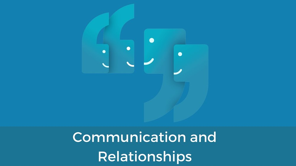 Communication and Relationships Life Skills eBook