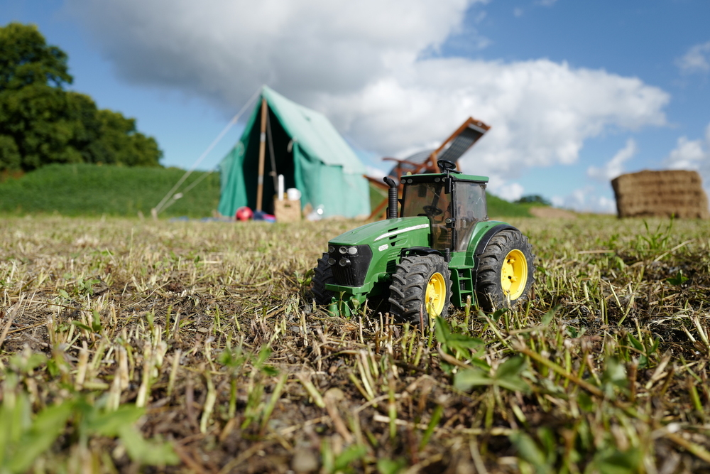 Trerise Farm camp site