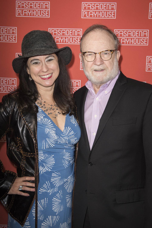 Sarah Spiegel & Jim Beaver
