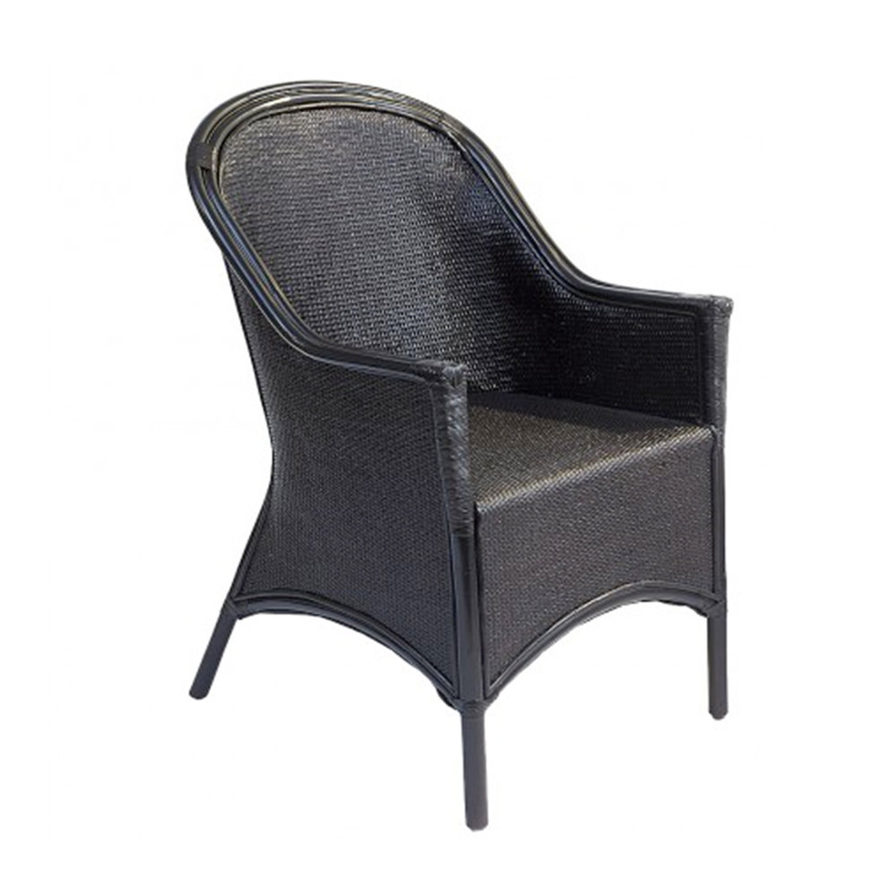 Memble Chair (Available in Chocolate or Whitewash finish) 650w x 540d x 106h - RRP $700.00