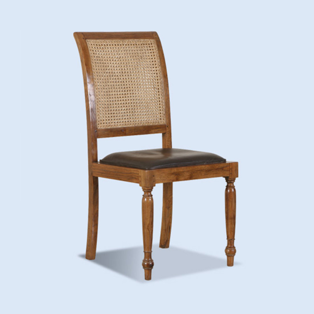 Colonial Occasional Chair Reclaimed Teak 480W x 480D x 1000H - RRP $950.00