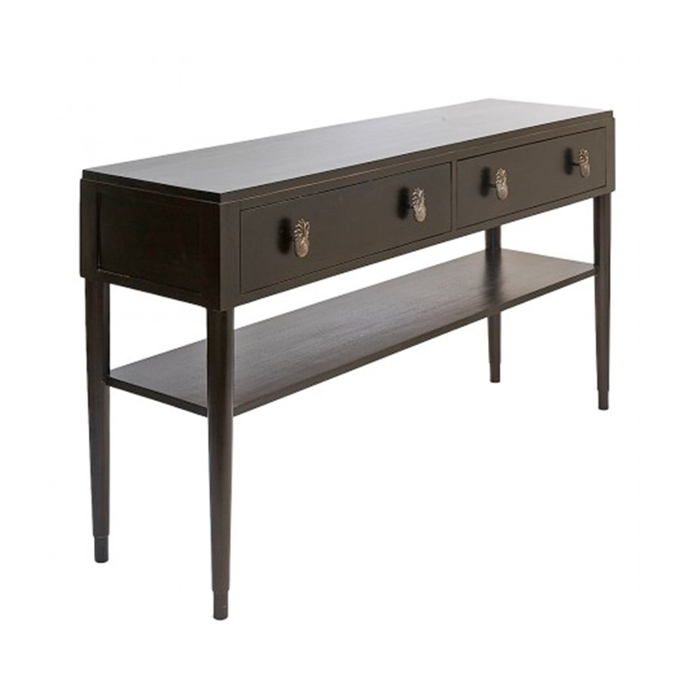 St Bart's Console Solid Mahogany 1400W x 400D x 800H - RRP $2280.00