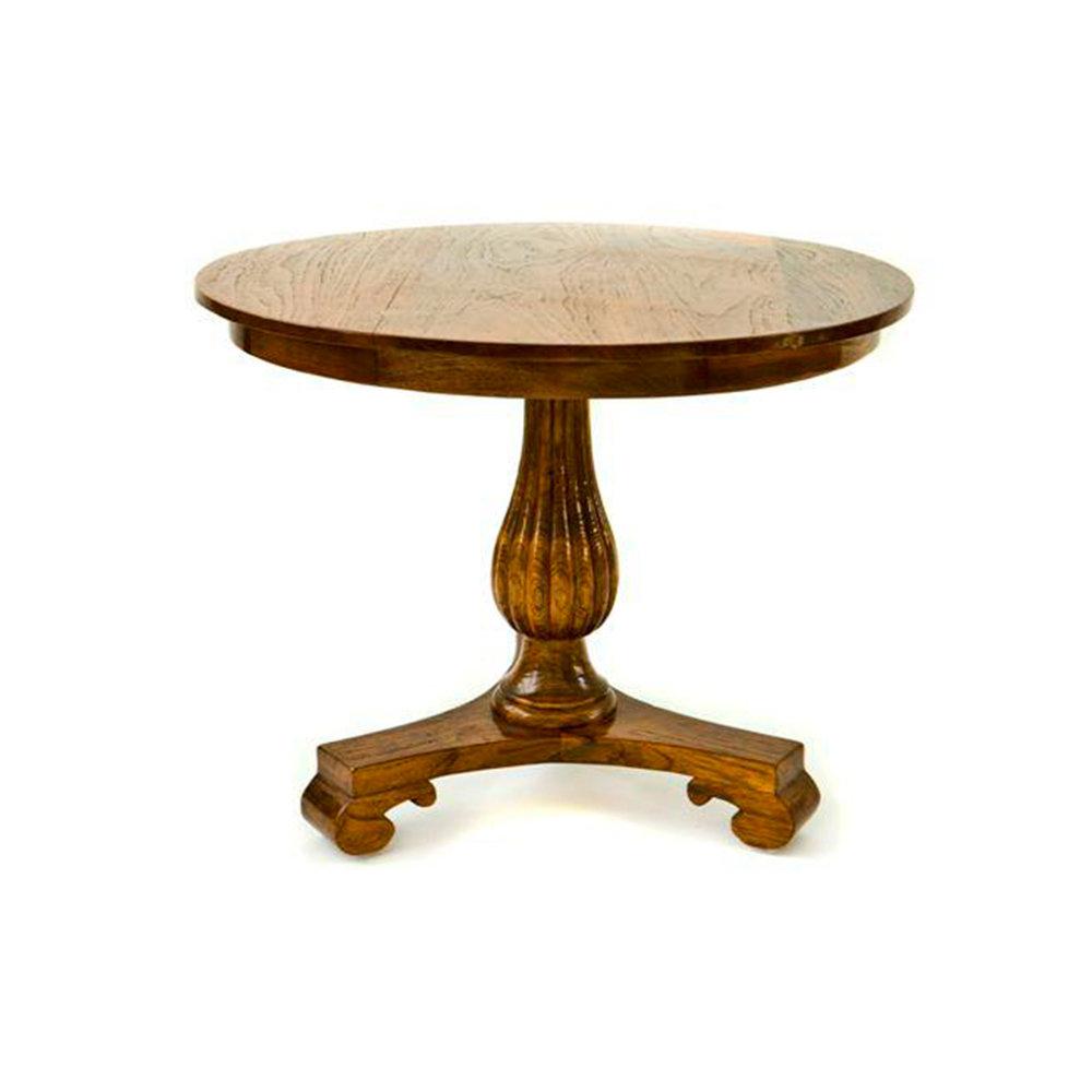 Colonial Teak Side Table $1,080.00