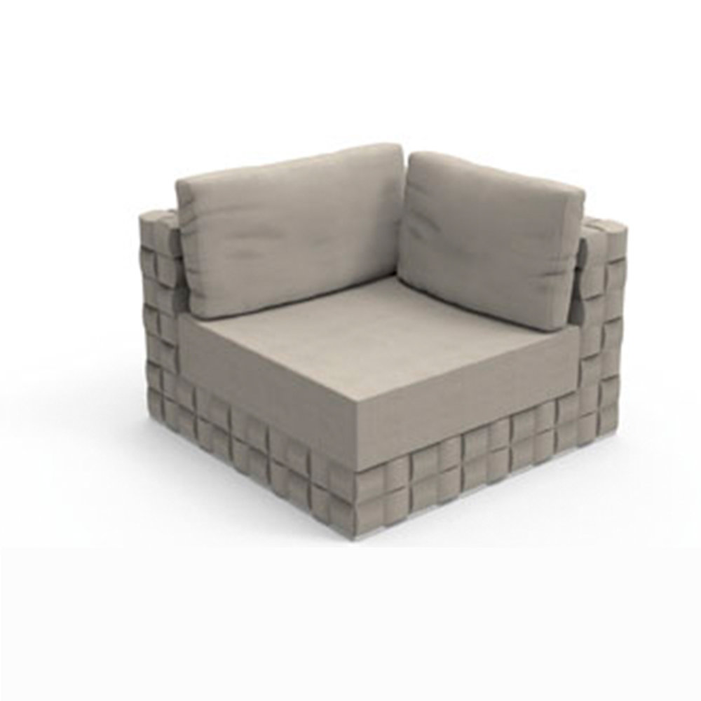 Talenti Patch End/Corner Sofa $3455.00