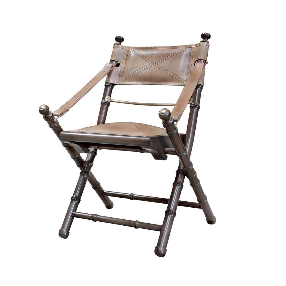 Campaign Bamboo Chair Drift 570W X 590D X 960H - RRP $1320.00