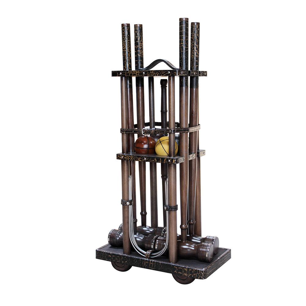 Croquet Set 500W X 270D X 840 - RRP $1500.00