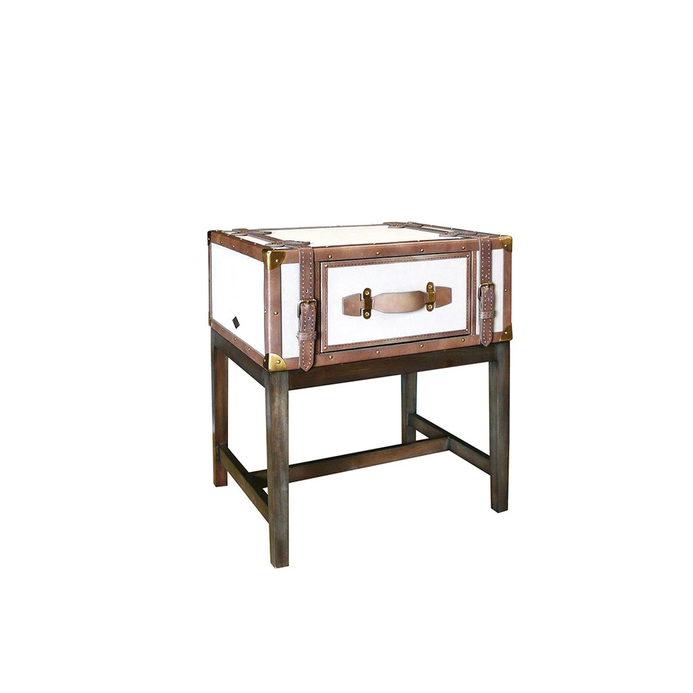 QUATRRO NIGHT TABLE 500W X 400 X 570D - RRP $1420.00