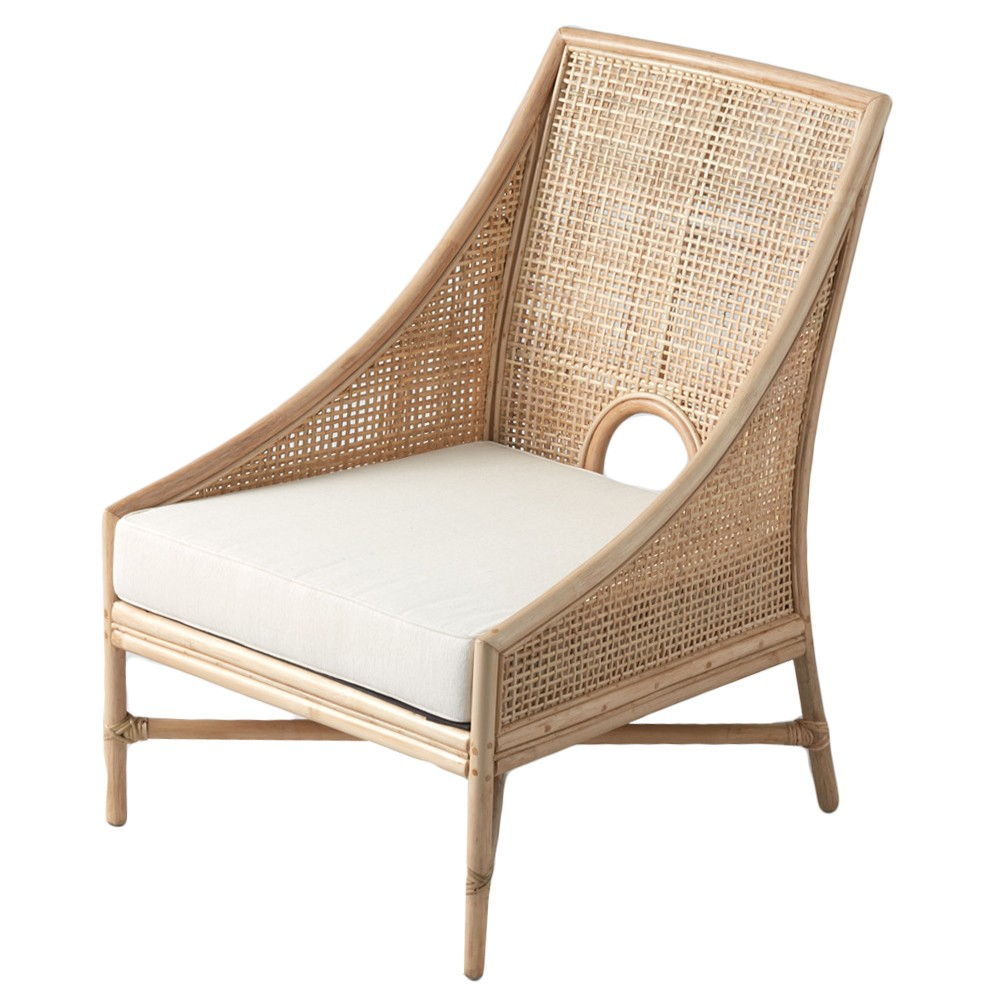 Sentosa Hamptons Chair (available also in chocolate stain) 750w x 670d x 940h - RRP $1190.00