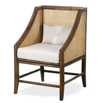 Coconut Grove Dining Chair 610W x 620D x 950Hmm - RRP $1190.00