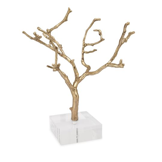 Autumn Sara Brass Branch 3503 x 430d x 400h - RRP $345.00 SALE