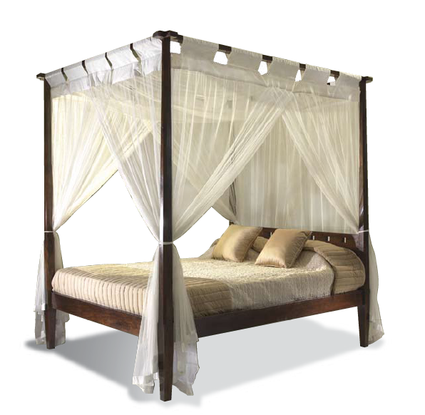Colonial 4 Poster Bed QSB RRP - $6000.00/ KSB RRP $6500.00
