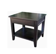 St Barts Solid Mahogany Bedside RRP- $1140.00