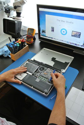 Macbook Pro Hard Drive Replacement