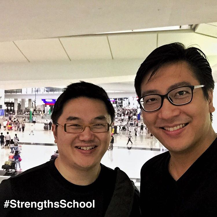 #Singapore to #HongKong for a #StrengthsFinder #Workshop    Touched down at HongKong airport and ate fantastic goose for dinner. Not the kind that would give goose-bumps but the best we can find in the airport.     I had a great time talking to Victor over dinner. Talking about how we want to be an organization that impacts lives on a deeper & deeper level.    Our vision really guides the direction we want Strengths School to be       Seeing   every generation   live out their full potential     #StrengthsQuest #StrengthsSchool #StrengthsFinderSG #Asia #HumanResource #Gallup #SelfImprovement #SelfDevelopment #TrainingAndDevelopment #ProfessionalDevelopment #StrengthsFinderCoach    Jason Ho StrengthsFinder Coach • Strengths School™ Singapore