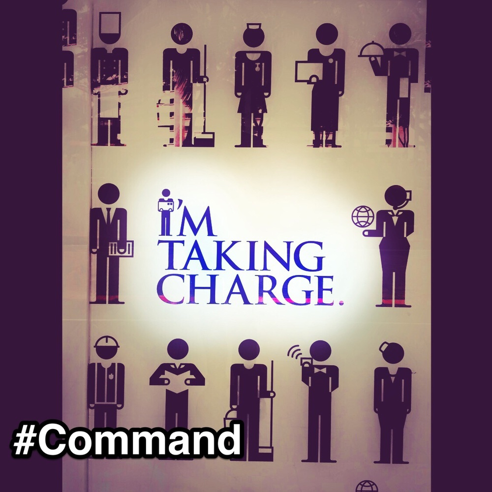 #StrengthsFinder #command #strength enjoys the notion of control. People with Command tend to instinctively have an #ImTakingCharge attitude when it comes to situations and especially in crisis. They are cool, calm and collected when the surrounding atmosphere is heated, hot getting hotter. When the crowd wants someone to step up and take control, people with command are happy to rise above. I saw this on the wall and they had a whole series of fantastic one-liners that I definitely want to share! #strengthsquest #StrengthsSchool #singapore
