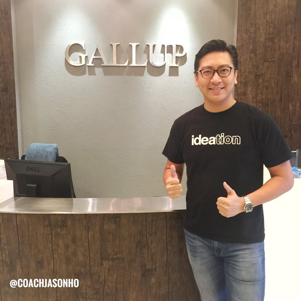 Gallup Singapore Office (Anson Road) - Home to StrengthsFinder