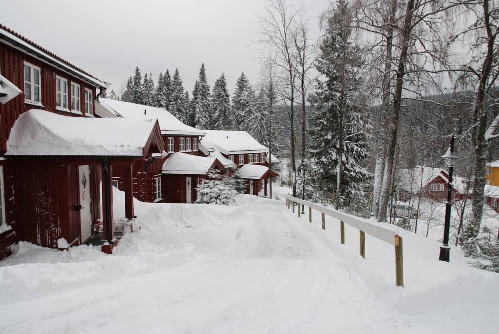 Veien ned fra Villa Utsikten.JPG
