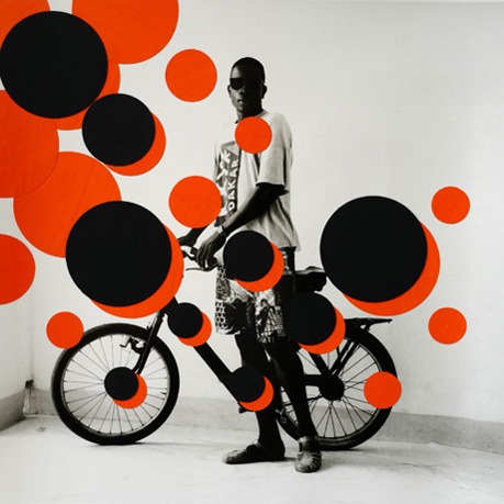 2015, Collage,28 x 28 cm, Acrylic on Film