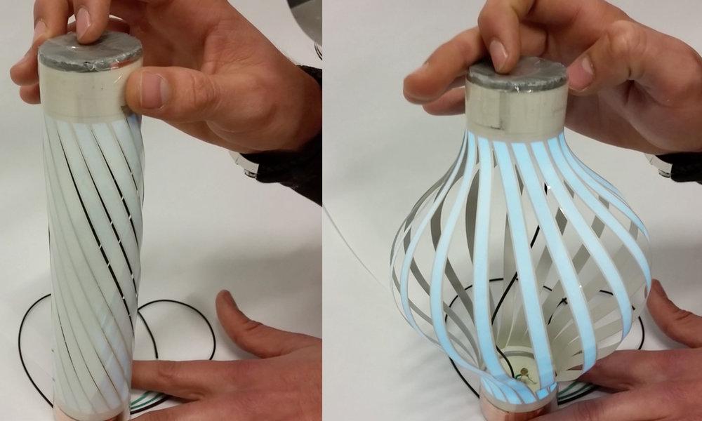 Origami Light Controller