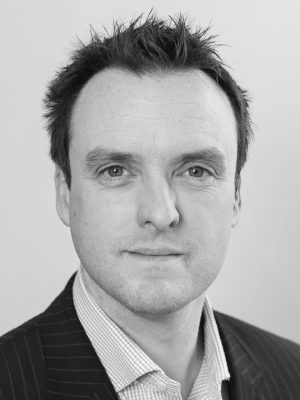 Aidan Halliday     Sales Director