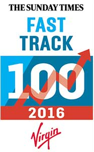 Sunday Times Fast Track 100 2016