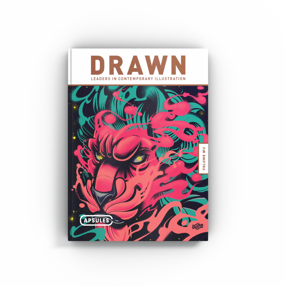 Drawn Volume.2