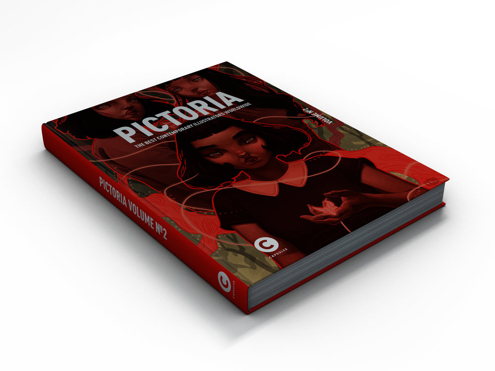 Pictoria Volume.2 - The Best Contemporary Illustrators Worldwide
