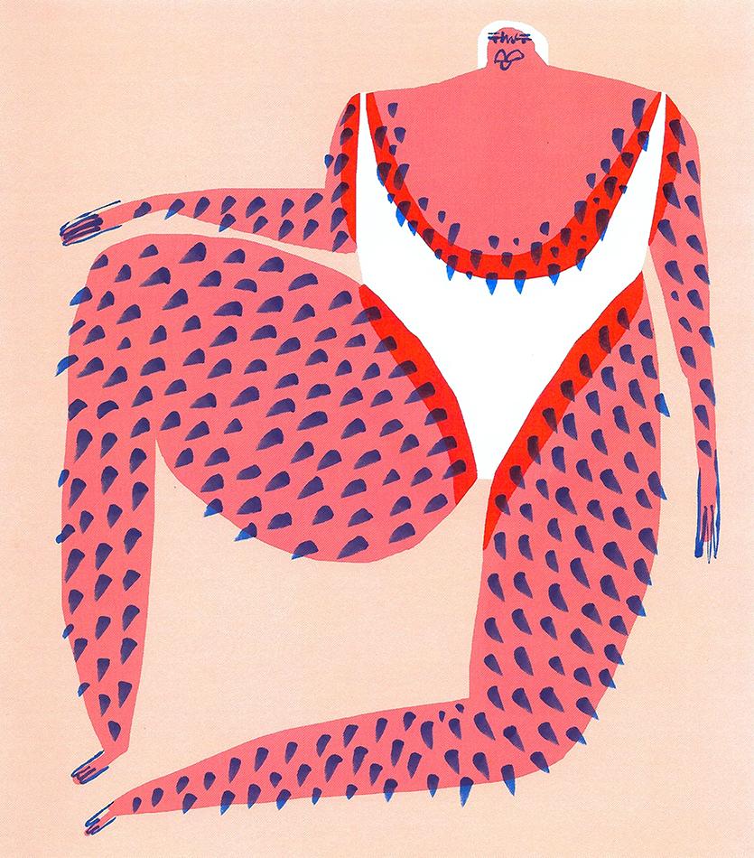 Amber Vittoria, Illustration for New York Times Magazine